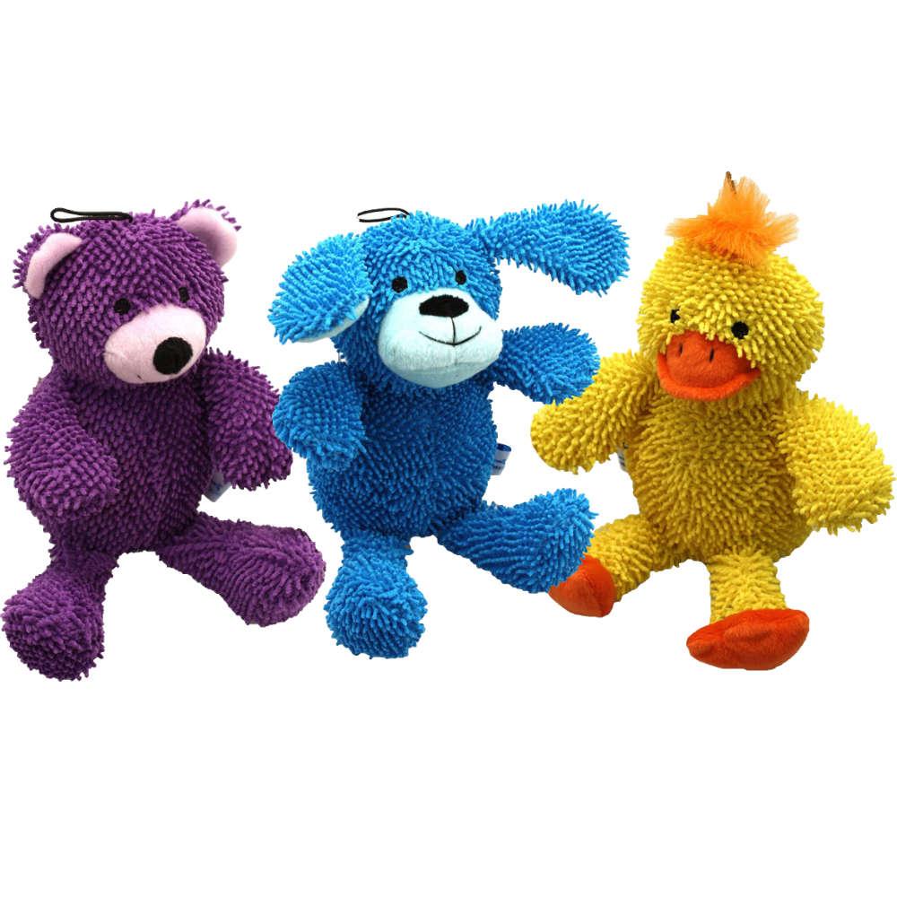 Happypet crew characters