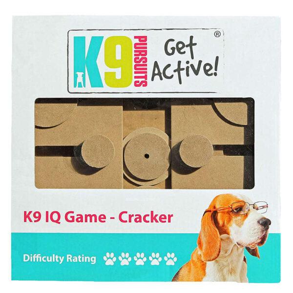 k9 cracker iq toy