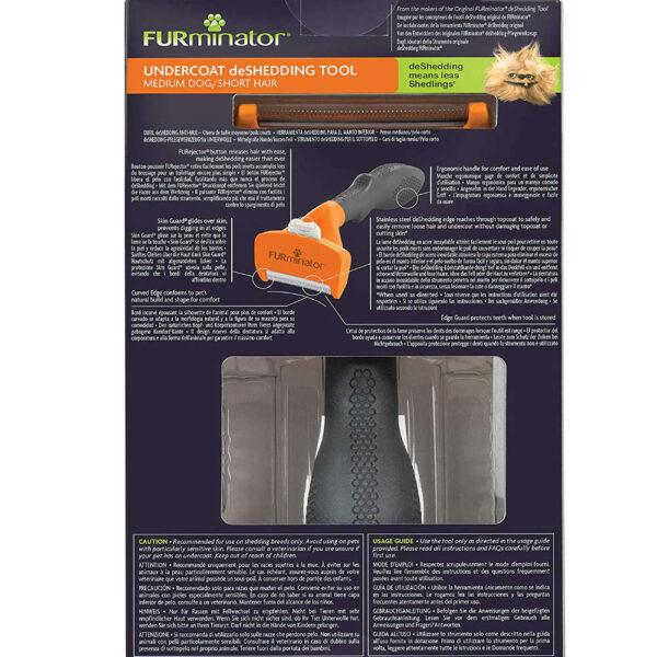 furminator med back pkg