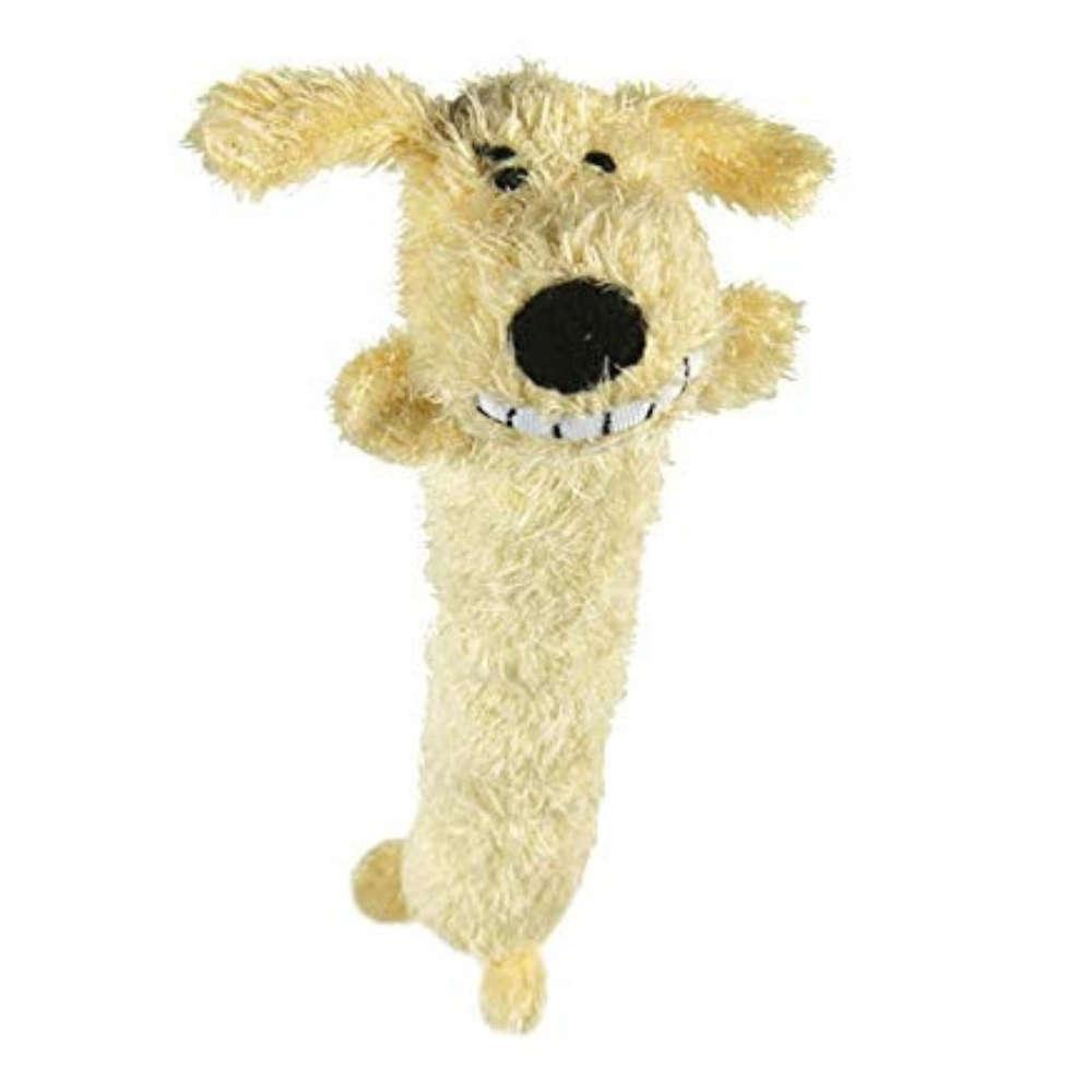happypet loofa dog