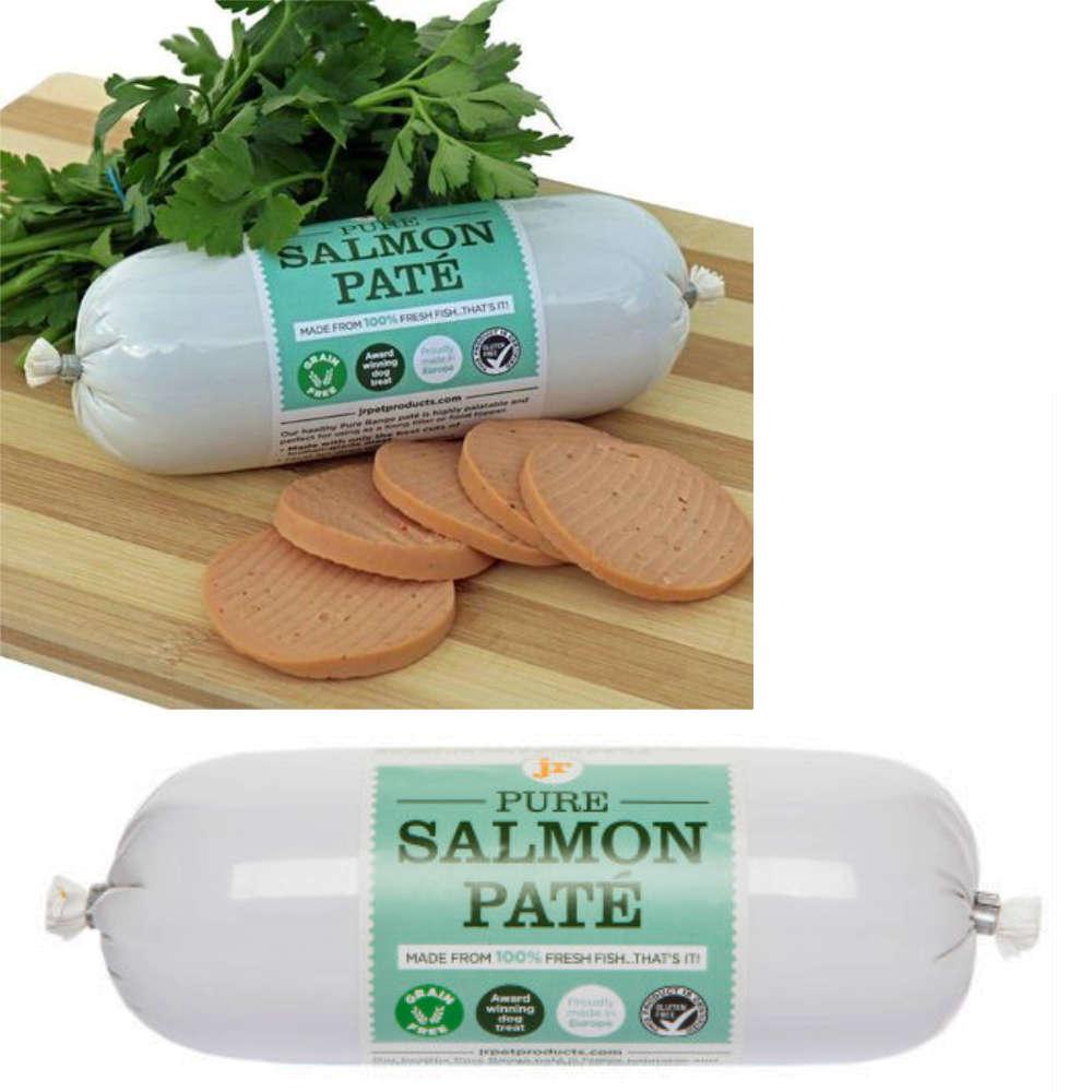 jr salmon pate