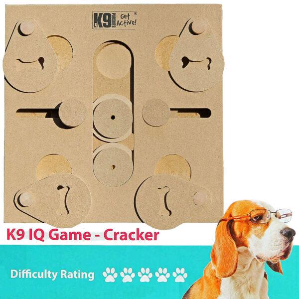 k9 cracker web page pic