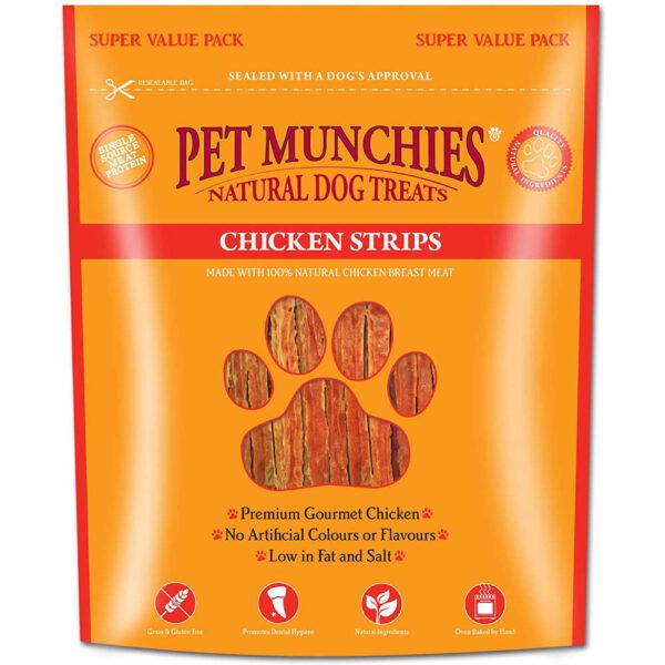pm chicken strips 320g